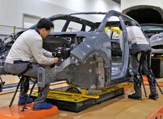 Η Hyundai ελαφρώνει τις βαριές εργασίες