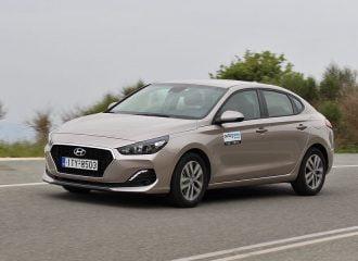 Hyundai i30 Fastback 1.0T 120 PS από 16.990 ευρώ