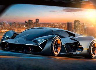 Η επόμενη υπερ-Lamborghini θα λάμπει στο σκοτάδι!