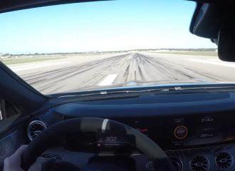 Mercedes-AMG GT 63 S έτοιμη για απογείωση! (+video)