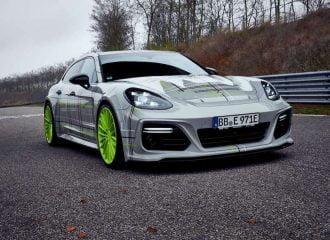 Κτήνος η Porsche Panamera της TechArt των 770 ίππων (+video)