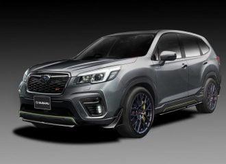 Νέα Subaru Forester STI και Impreza STI