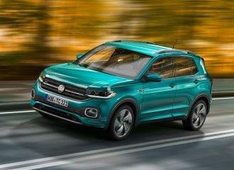Ανακοινώθηκε η πρώτη τιμή του VW T-Cross