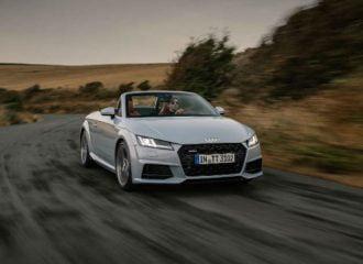 Φρεσκαρισμένο και πιο δυνατό το ανανεωμένο Audi TT