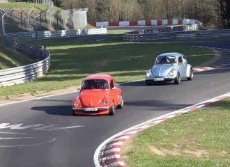 Το Nürburgring αποχαιρετά τον «Σκαραβαίο» (+video)