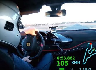 H Ferrari 488 Pista σπάει τα χρονόμετρα στο Magny-Cours (+video)