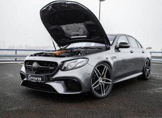 Mercedes-AMG E 63 S με 800 άλογα ανατριχιάζει! (+video)