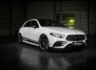 Βελτιωμένη Mercedes A 250 «φοβερίζει» τα GTi