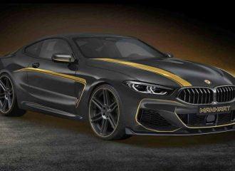 Συγκλονιστικά βελτιωμένη BMW M850i xDrive