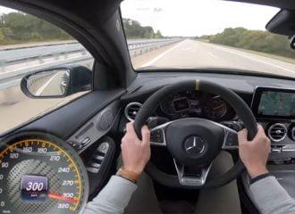 Αυτή η Mercedes GLC Coupe 300αριζει για πλάκα! (+Video)
