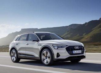 Νέο ηλεκτρικό crossover από την Audi το 2020