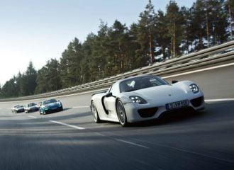 Aυτές είναι οι 5 ταχύτερες Porsche όλων των εποχών (+video)