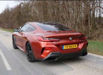0-250 χλμ./ώρα σε 21 δλ. η νέα BMW M850i xDrive (+video)