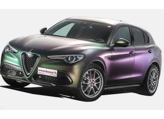 Βελτιωμένη Alfa Romeo Stelvio με 550 άλογα!