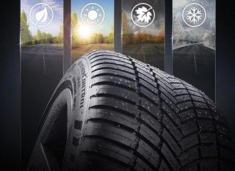 Νέο ελαστικό Bridgestone για όλες τις εποχές