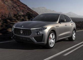Νέα Maserati Levante Vulcano σκέτο ηφαίστειο!
