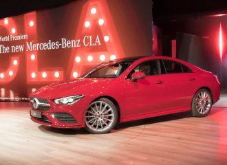 Νέα Mercedes CLA με μοναδικές τεχνολογίες (+video)