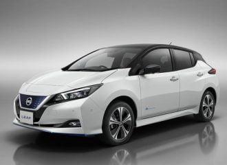 Mε 217 ίππους το νέο Nissan LEAF 3.ZERO e+