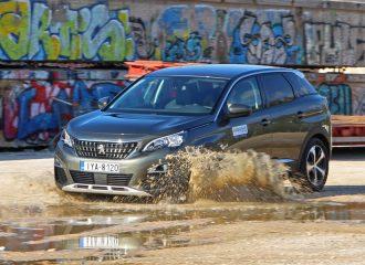 Δοκιμή Peugeot 3008 1.5 BlueHDi 130 EAT8