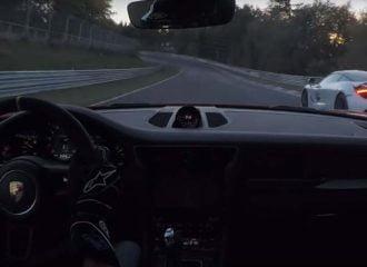 Porsche 911 GT3 RS Vs McLaren 720S στο Ring