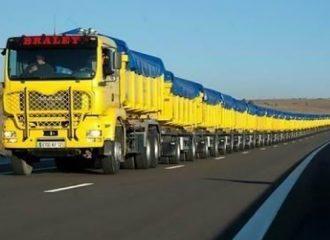 Αυτά τα φορτηγά σίγουρα δεν τα θέλετε στο δρόμο σας!