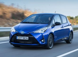 Toyota Yaris 1.5 λτ. 111 HP από 12.660 ευρώ