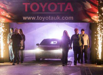 Ξεκίνησε η παραγωγή του νέου Toyota Corolla