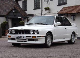 BMW M3 E30 έπιασε πολύ καλά λεφτά