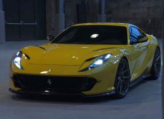 Η Ferrari 812 της Novitec κόβει την ανάσα (+video)