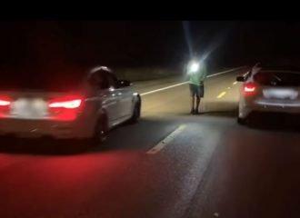 Βελτιωμένο Ford Focus RS «δικάζει» δυο BMW M3 (+video)