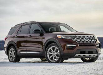 Αποκαλυπτήρια για το νέο Ford Explorer