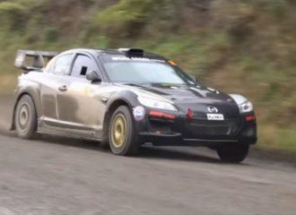 Ο επικός ήχος ενός 3ρότορου Mazda RX-8 (+video)