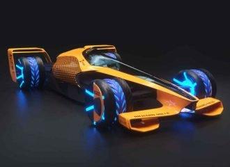 H McLaren μας ταξιδεύει στην Formula 1 του 2050! (+video)