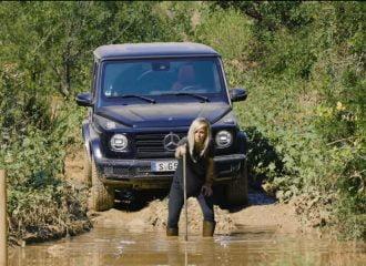 H Mercedes μας δείχνει πώς να περνάμε ποτάμια (+video)