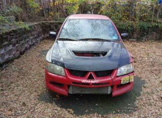 Τι κρύβει ένα Mitsubishi Lancer Evo 8 των 6.400 ευρώ;