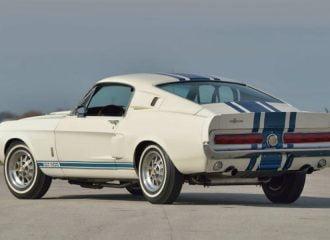 Aυτή είναι η πιο ακριβή Ford Mustang όλων των εποχών!