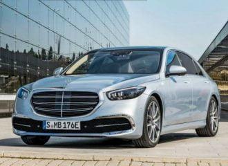 Αποκλειστικά υβριδική η νέα Mercedes S-Class