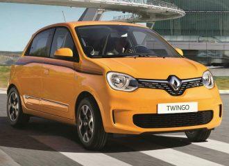 Ανανέωση για το Renault Twingo