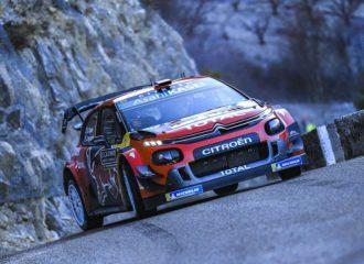 WRC: Νικητής ο Οζιέ στο Μόντε Κάρλο