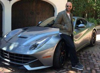 Ο «Transporter» πουλάει την Ferrari του!