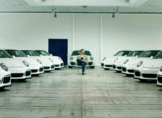 Τούρκος αγόρασε 22 ίδιες Porsche και δεν τις οδηγεί!