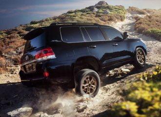 Πόσο κάνει το επετειακό Toyota Land Cruiser Heritage;
