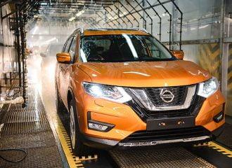Τέλος η κατασκευή του Nissan X-Trail στη M. Βρετανία!