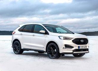 Το Ford Edge θα αντικατασταθεί από νέο 7θεσιο Kuga