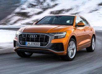 Audi Q8 με νέους κινητήρες βενζίνης και πετρελαίου