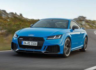 «Ψαγμένες» αλλαγές για το κορυφαίο Audi TT RS