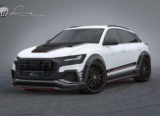 Το Audi Q8 της Lumma Design είναι τέρας!