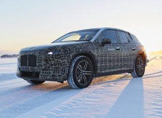 Επίσημη πρώτη του νέου SUV BMW iNEXT