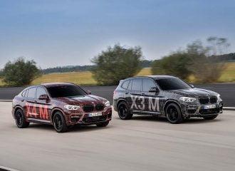 Έρχονται οι BMW X3 M & X4 M