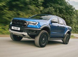 Η τιμή του Ford Ranger Raptor στην Ελλάδα